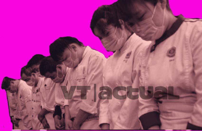 China rindió homenaje a las miles de víctimas de la pandemia