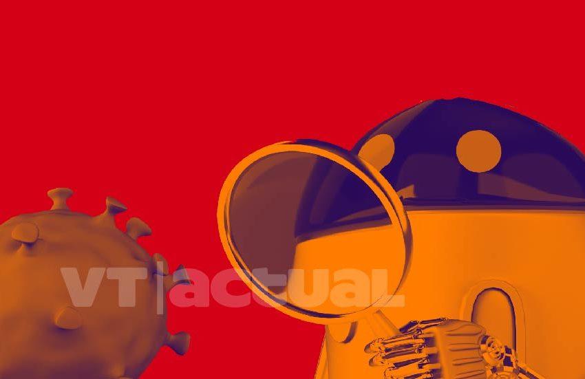 #VTgeek  Robots vs. Pandemia: algo más que vacunas en la lucha contra el Covid-19