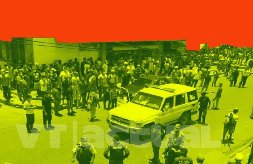 Disturbios en Venezuela: Manifestación espontánea, estrategia política o todas las anteriores