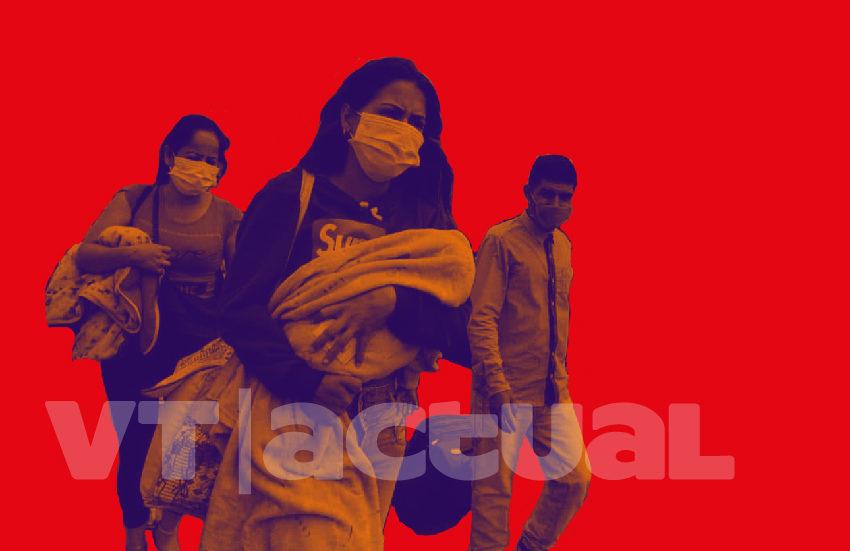 Colombia retiene a miles de venezolanos en sus fronteras