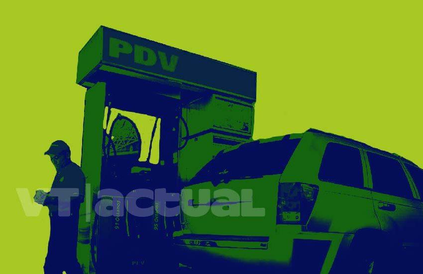Sabotaje a la producción de gasolina emprende  EE.UU. contra Venezuela