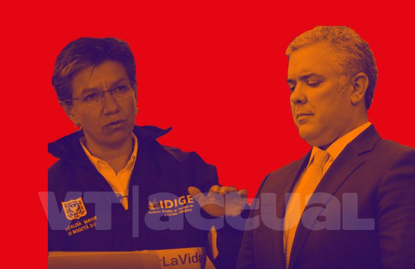7 claves para entender la disputa entre Iván Duque y Claudia López