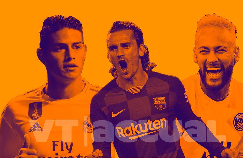 #Los7deJunior: Jugadores soñados
