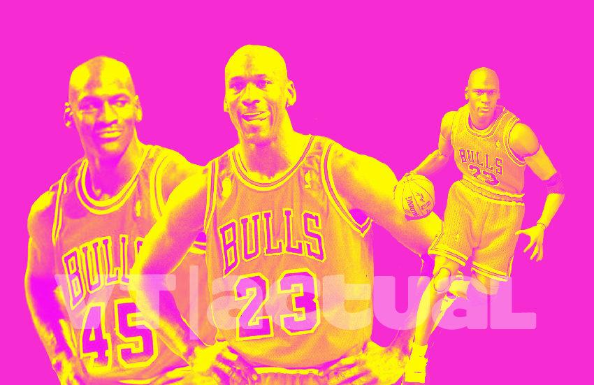 #Los7deJunior: Momentos Estelares de Michael Jordan