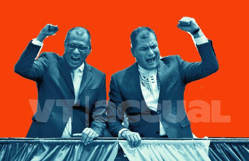 Ecuador: Dictan 8 años de prisión a Rafael Correa