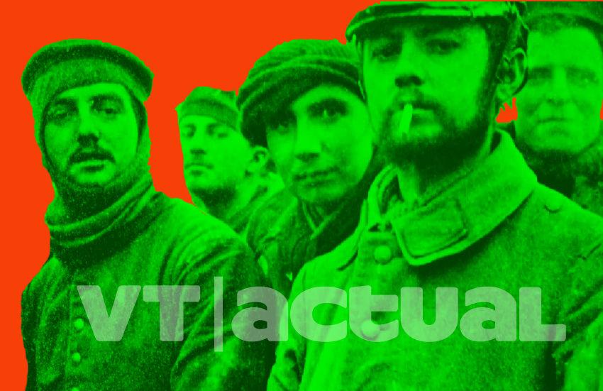#VTground Un ejemplo de las grandes guerras para una guerra sin tregua +CasoVenezuela