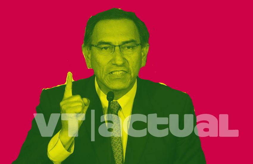 Vizcarra suspende el sueldo por 90 días a los trabajadores peruanos