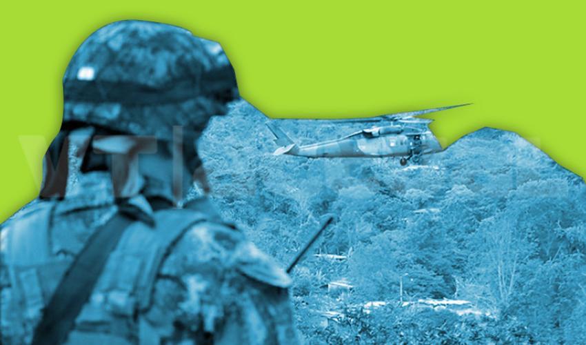 7 sucesos que anunciaron la incursión militar sobre Venezuela