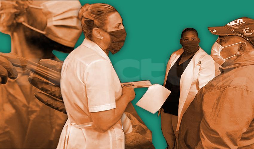 Enfermeras del mundo celebran su día en medio de la Pandemia