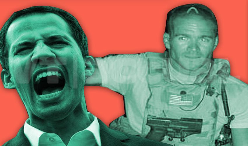 """Mercenario estadounidense abre la """"Caja de Pandora"""" dentro de la oposición venezolana"""