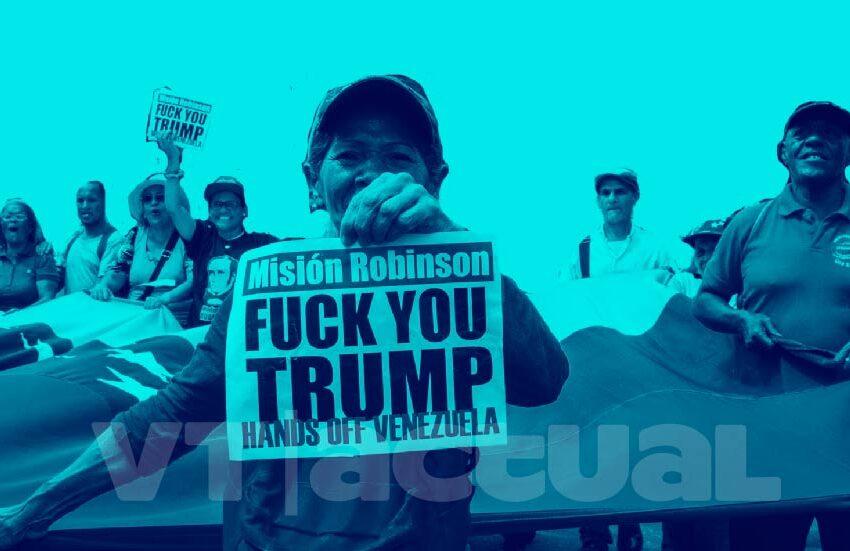 81% de los venezolanos rechaza las sanciones unilaterales y coercitivas