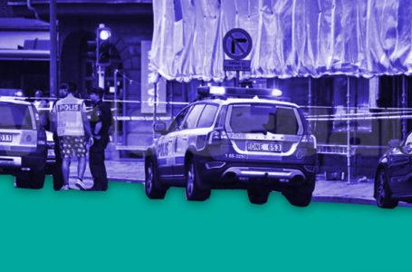 Un tiroteo viralizado en las redes sociales consterna a la policía de Estocolmo / Foto: VTactual