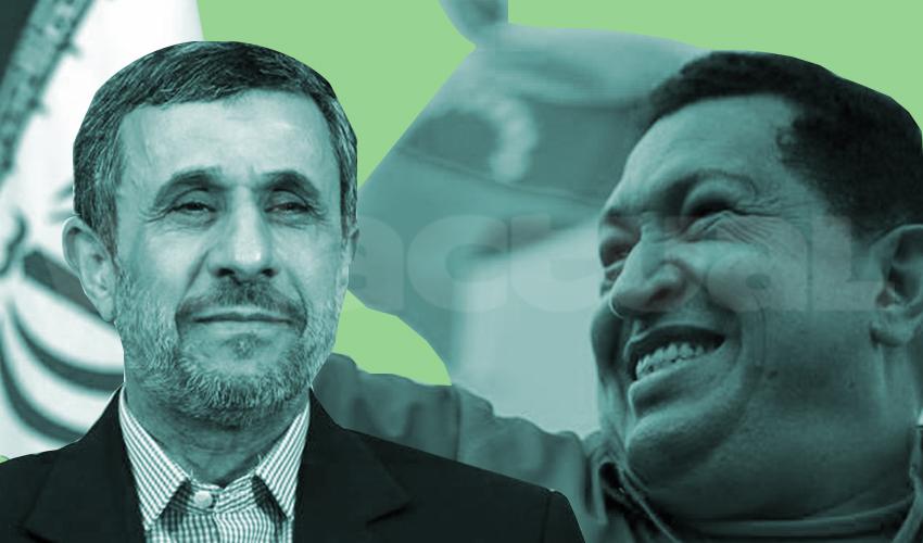 #VTalpasado: Venezuela e Irán hermanadas por el amor y la resistencia