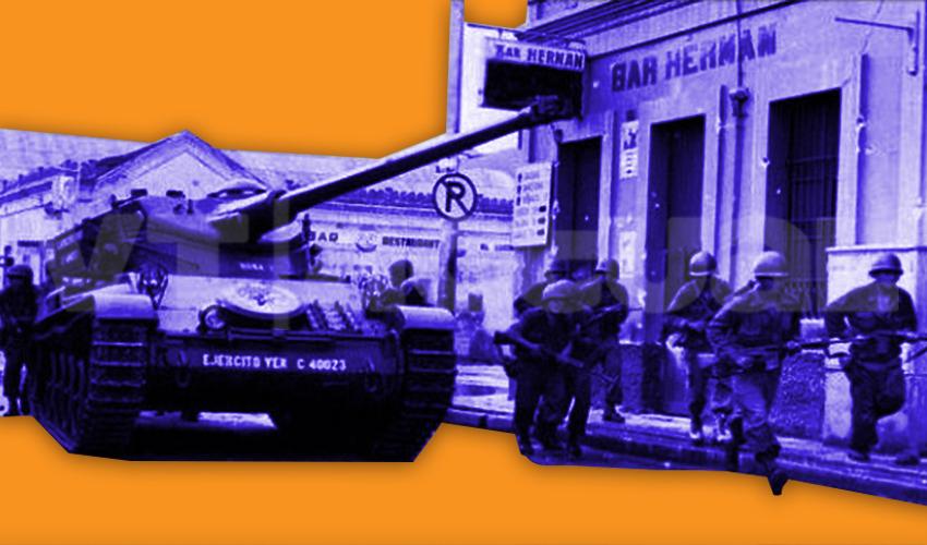 #VTalPasado El Carupanazo: rebelión militar contra el naciente puntofijismo