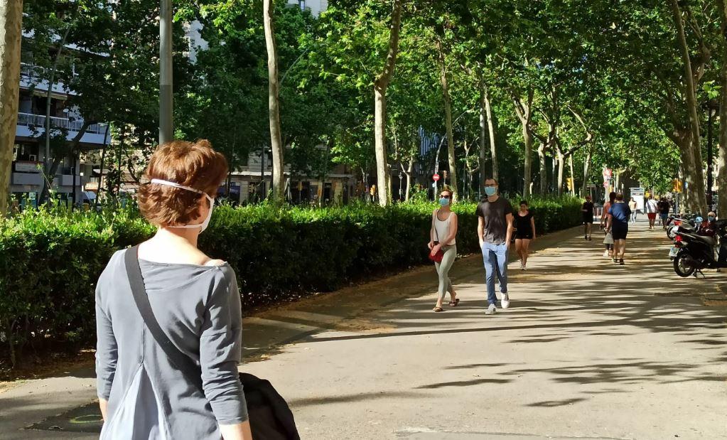 España inició la desescalada del confinamiento por Coronavirus
