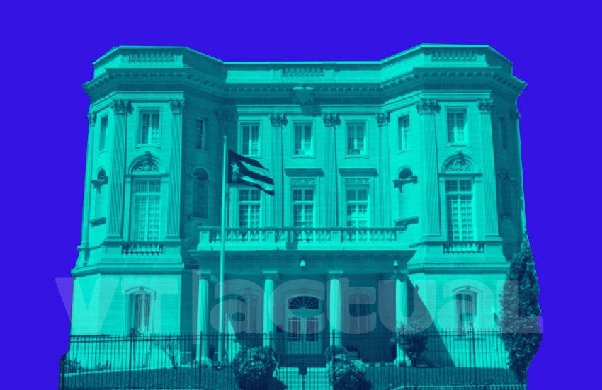 Cuba considera crimen de odio el tiroteo contra su embajada en Washington