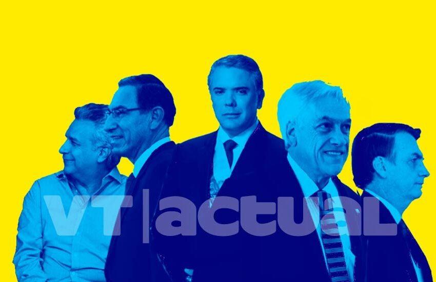 #VTreportaje Suramérica y sus presidentes pro-Covid-19: Somos epicentro de la pandemia