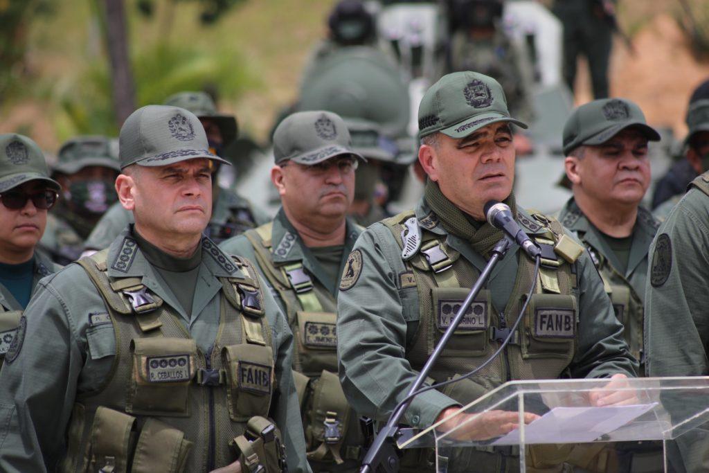 #VTbreaking: Fuerza Armada venezolana rechaza incursión terrorista imperialista