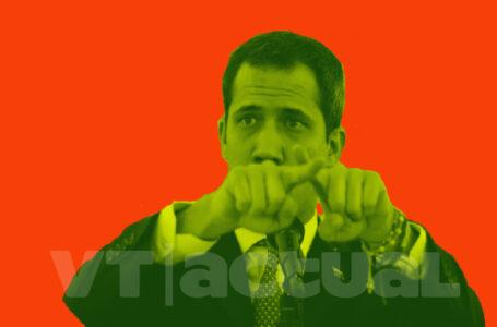 A Guaidó ya comienzan a llegarle las facturas por la contratación de Silvercorp / Foto: VTactual