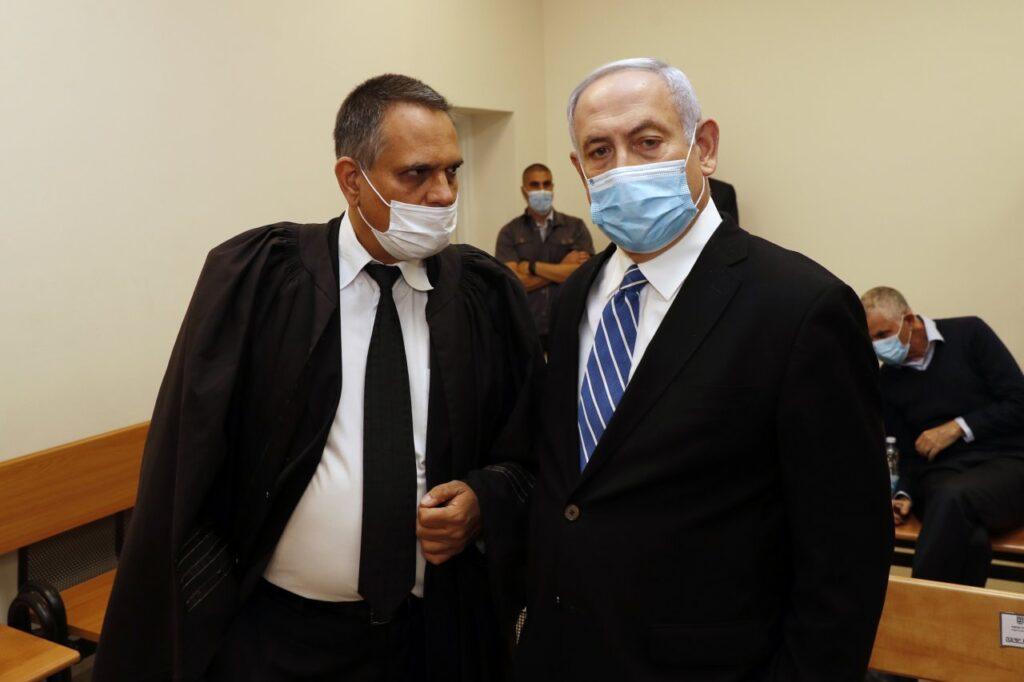 Netanyahu evade sus responsabilidades y acusa la izquierda de llevarle al banquillo