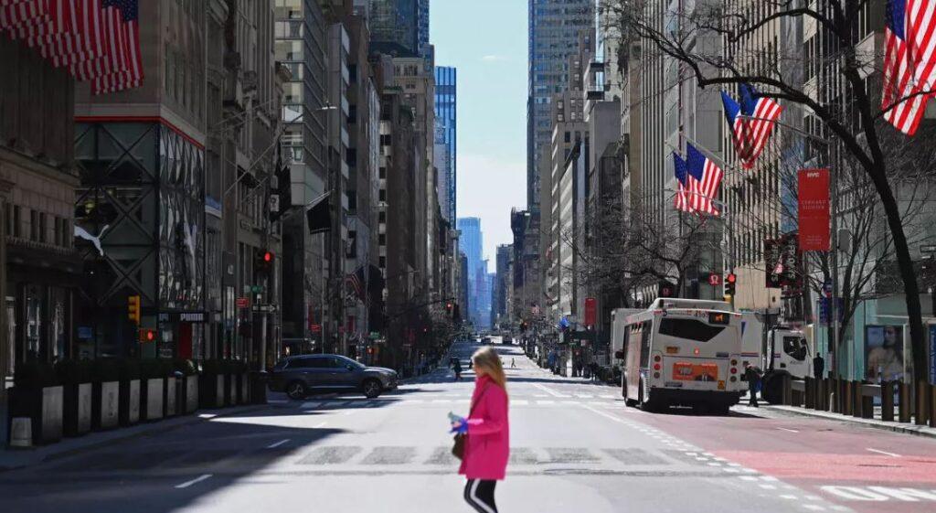 EE.UU.: ¿Quién o qué está realmente a cargo de la pandemia de coronavirus?