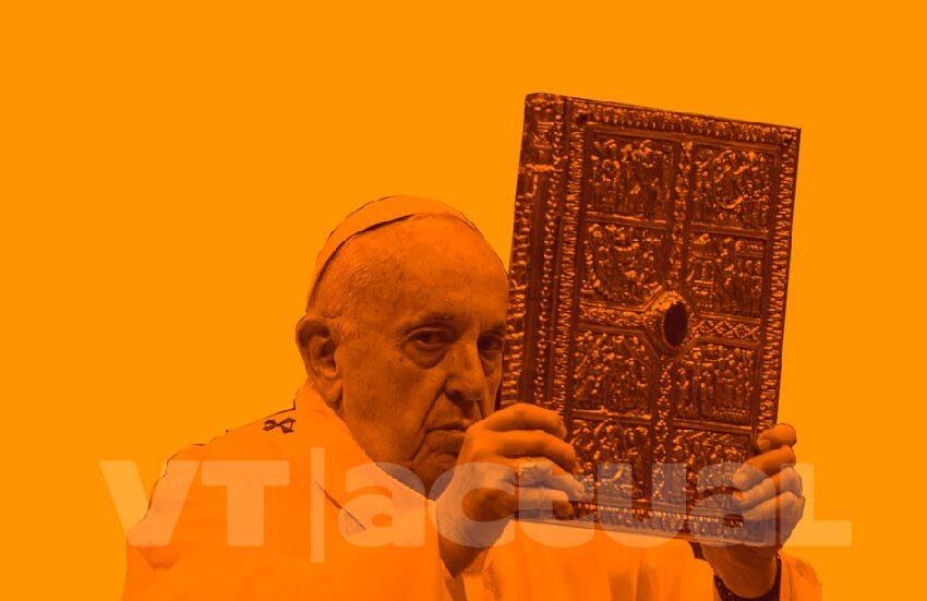 El Papa Francisco advierte que el mundo pos-pandemia será distinto