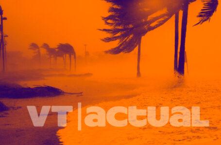 Con Arthur arranca la pretemporada de huracanes en el océano Atlántico / Foto: Vtactual