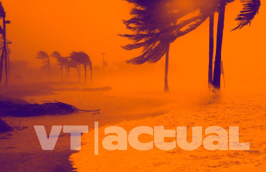 Con Arthur arranca la pretemporada de huracanes en el océano Atlántico