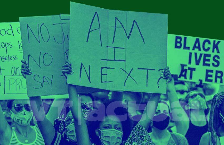 El apoyo a #BlackLivesMatter se extiende por EE. UU.