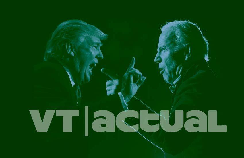 #VTanálisis #DonaldTrump vs. Joe Biden: rivales con el mismo olor a azufre