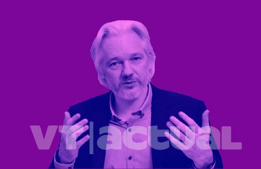EE. UU. modifica los cargos contra Julian Assange