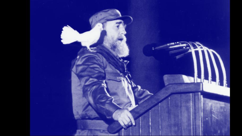 Fidel Castro, Discurso de los intelectuales