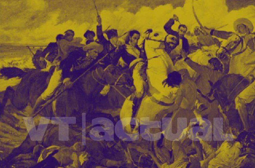 #VTactualEfeméride La batalla de Carabobo: un referente histórico de la nacionalidad venezolana