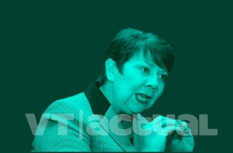 #Impropios Cecilia García Arocha: la sombra que azota a la UCV
