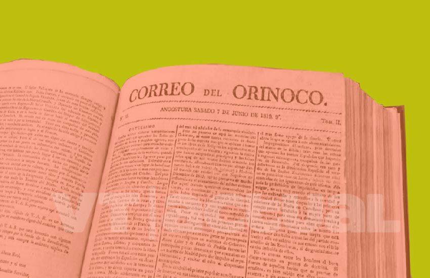 #VTactualEfeméride El Correo del Orinoco: un ejemplo de periodismo en tiempos de independencia
