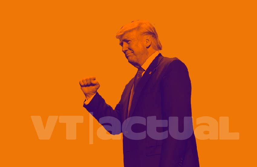 """En un 57% se encuentran los """"enemigos"""" de #DonaldTrump"""