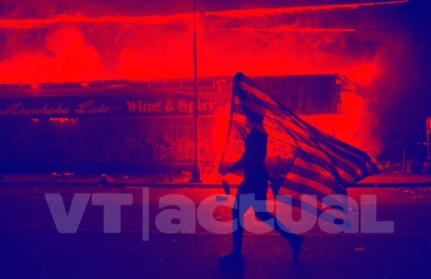 7 estallidos antirraciales apagados con fuego en Estados Unidos