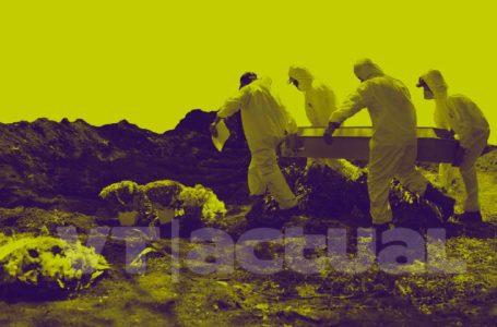 En Brasil alteran la paz de los muertos en busca de lugar para víctimas de la pandemia / Foto: VTactual