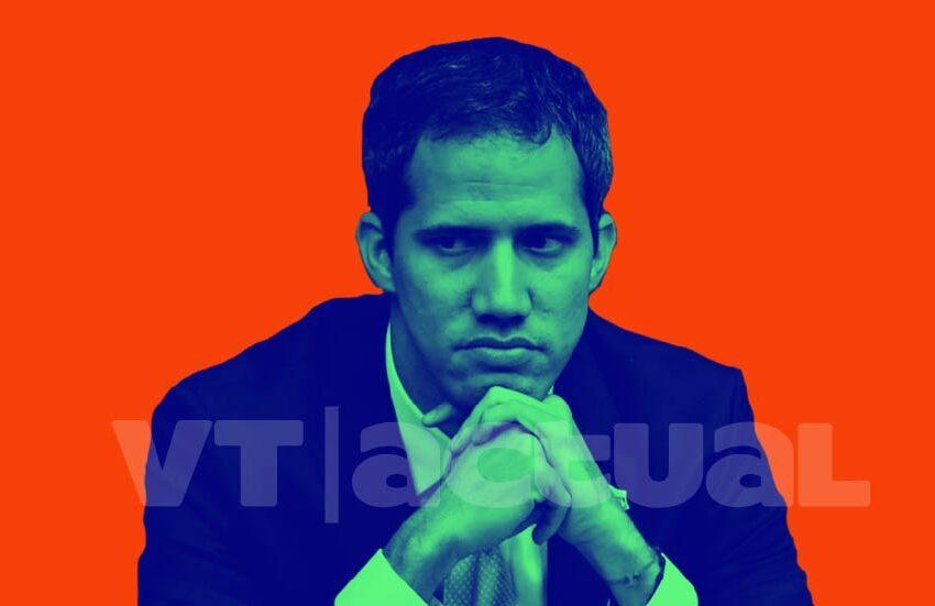 Francia desmiente presencia de Guaidó en su embajada