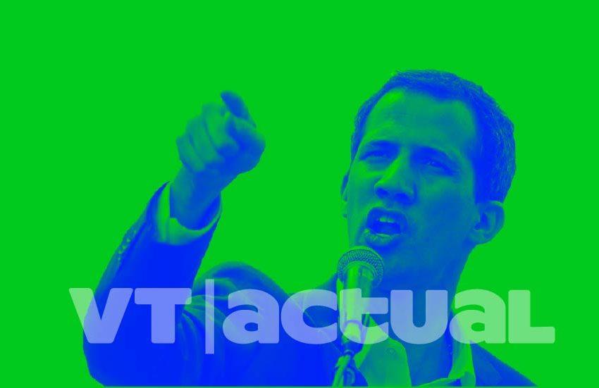 7 despedidas que van dejando solo a Juan Guaidó