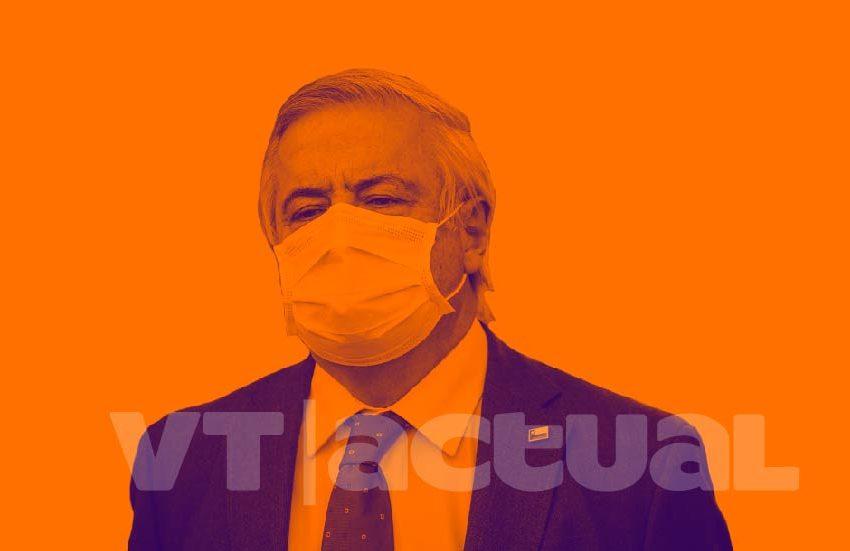 #Impropios Jaime Malanich: el ministro que «jugó» con el Coronavirus