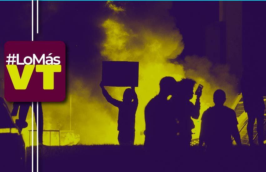 #LoMásVT: Continúan las protestas en EE.UU., los embates del Covid-19 y la lucha de Venezuela contra las sanciones
