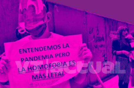 El coronavirus no privó al Orgullo Gay de celebrar sus 50 años / Foto: VTactual