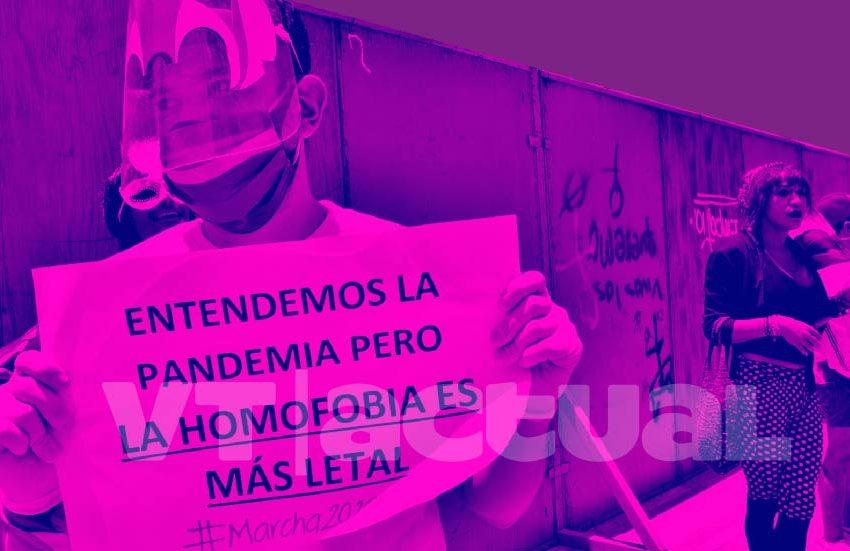 El coronavirus no privó al Orgullo Gay de celebrar sus 50 años