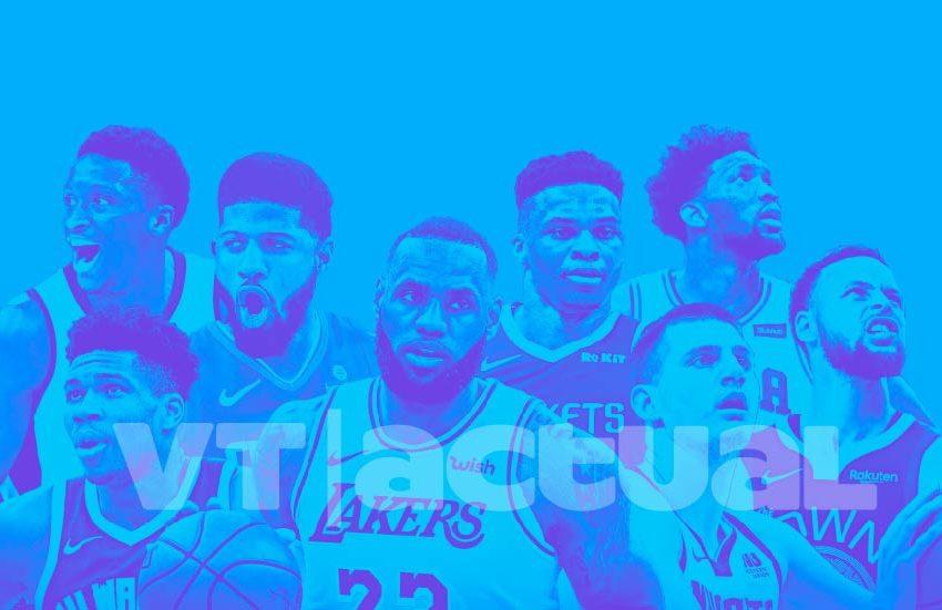 #Los7deJunior: Jugadores que extrañaremos en la reanudación de la NBA