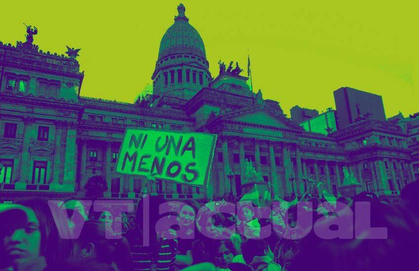 «Ni una menos»: el grito feminista cumple cinco años en medio de la impunidad