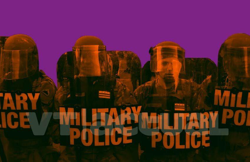 """El Pentágono moviliza 1.600 soldados a Washington para """"contener"""" las protestas"""