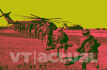 Impunidad global para las tropas estadounidenses a punta de intimidación / Foto: VTactual