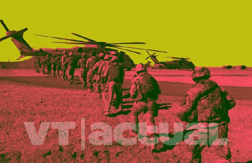 Impunidad global para las tropas estadounidenses a punta de intimidación