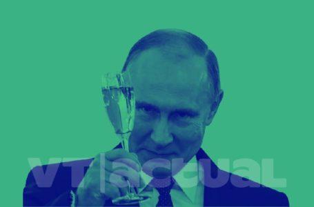 """El pueblo ruso le dice """"Sí"""" a Putin"""